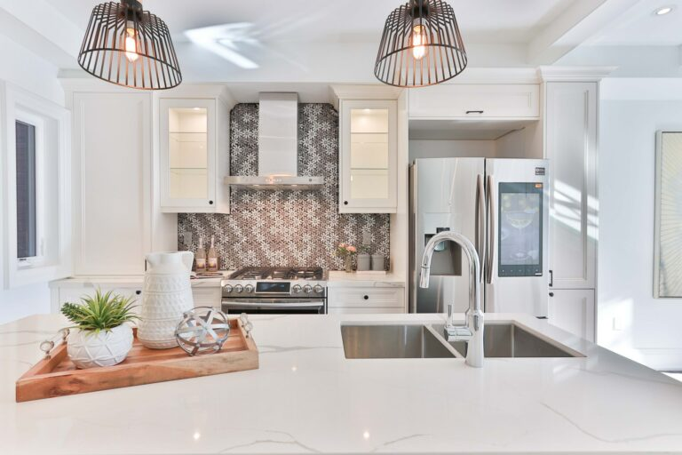 Marble Countertops Pros and cons to consider before buying